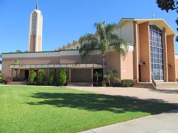 Saint Columban Church About Our Parish